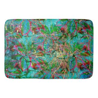 Tropical Rain Large Bath Mat