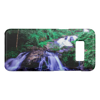 Tropical Rainforest River Waterfall Case-Mate Samsung Galaxy S8 Case