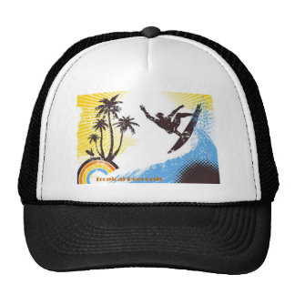 Tropical Records Hat