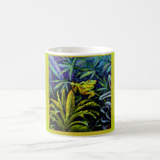 Tropical Red eyed Tree Frog by Sharles Coffee Mugs