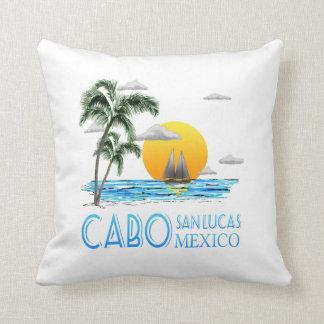 Tropical Sailing Cabo San Lucas Mexico Cushion