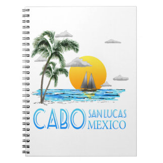 Tropical Sailing Cabo San Lucas Mexico Notebook