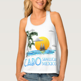 Tropical Sailing Cabo San Lucas Mexico Singlet