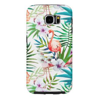 Tropical Samsung S6 Tough Case