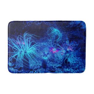 Tropical Sea Anemone Bath Mat