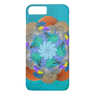 Tropical Seas Kaleidoscope iPhone 8 Plus/7 Plus Case