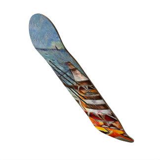 Tropical Series Skateboard Deck