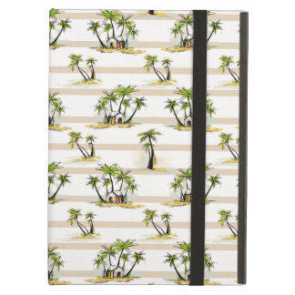 Tropical Shack And Palms iPad Air Cover