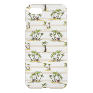 Tropical Shack And Palms iPhone 7 Case
