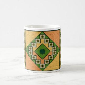 Tropical Shapes Coffee Mug
