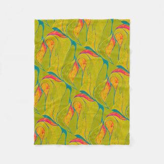 Tropical Splash Blanket