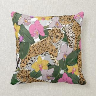 Tropical Spots Cushion