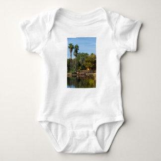Tropical Springs Paradise Baby Bodysuit