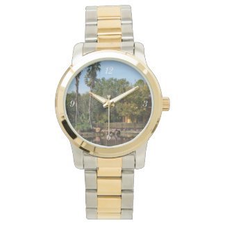 Tropical Springs Paradise Watch