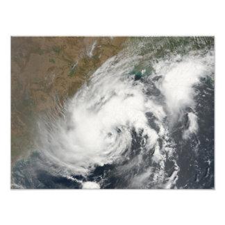 Tropical Storm Bijli Photo Print