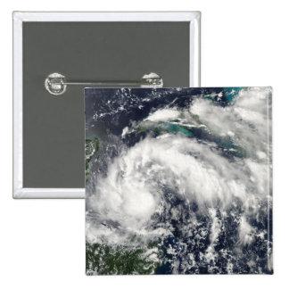 Tropical Storm Karl 15 Cm Square Badge