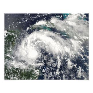 Tropical Storm Karl Photograph
