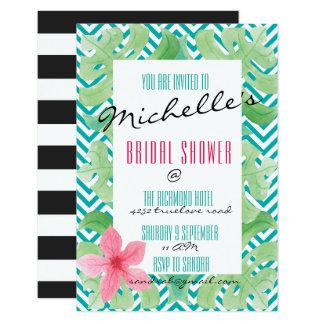 Tropical Summer Beach Invite