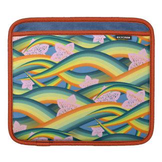 Tropical Summer Island Tentacles iPad Sleeve