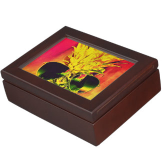 Tropical Summer Keepsake Box