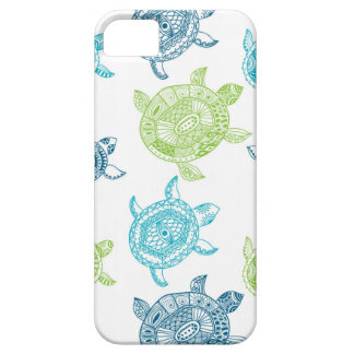 Tropical Summer Sea Turtles iPhone 5 5S iPhone 5 Covers