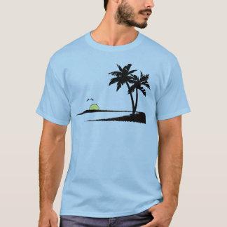 tropical summer sunset T-Shirt