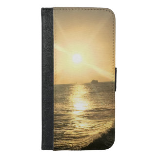 Tropical Sunset Beach Personalised Phone case