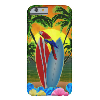 Tropical Sunset Barely There iPhone 6 Case