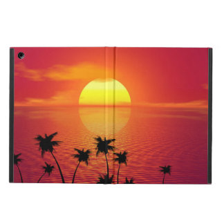 Tropical Sunset Cover For iPad Air
