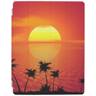 Tropical Sunset iPad Cover