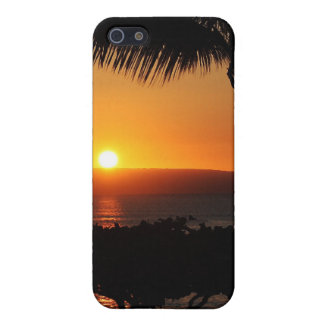 Tropical Sunset iPhone 5 Case