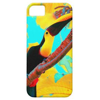 Tropical Toucan Bird iPhone 5 Cases