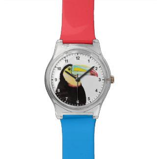 Tropical Toucan Bird Watches