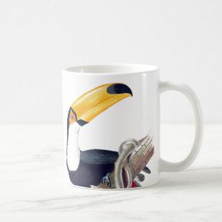 Tropical Toucan Birds Wildlife Animals Mug