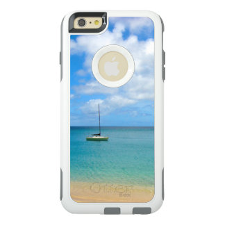 Tropical Turquoise Water with Yacht OtterBox iPhone 6/6s Plus Case