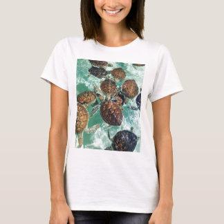 Tropical Turtles (Kimberly Turnbull Photography) T-Shirt
