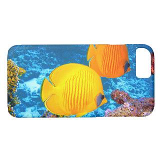 Tropical Underwater Fish iPhone 8/7 Case