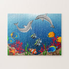 Tropical Underwater World Puzzle