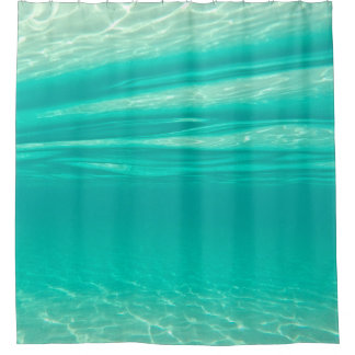 Tropical Vibe Shower Curtain