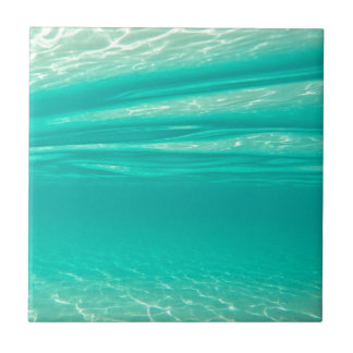 Tropical Vibe Small Square Tile
