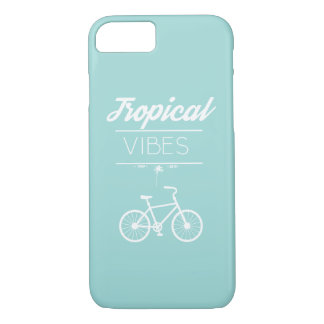 Tropical Vibes iPhone 7 Case