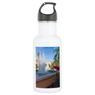 Tropical Water Fountain 532 Ml Water Bottle