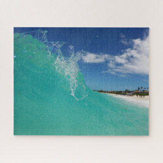 Tropical Wave | Travel Jigsaw Puzzle