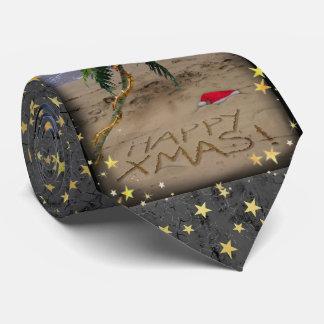 Tropical X-mas Tie