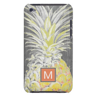 Tropical Yellow Pinneapple Case-Mate iPod Touch Case