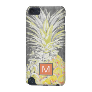 Tropical Yellow Pinneapple iPod Touch 5G Cover