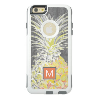 Tropical Yellow Pinneapple OtterBox iPhone 6/6s Plus Case