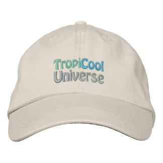 TropiCoolUniverse 5 cap Embroidered Hat