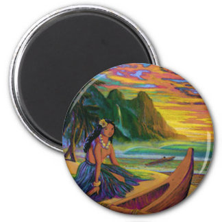 Tropics Magnet