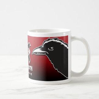 Troth Raven Mug (Red)